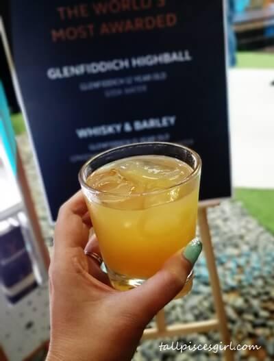Glenfiddich - Whisky & Barley