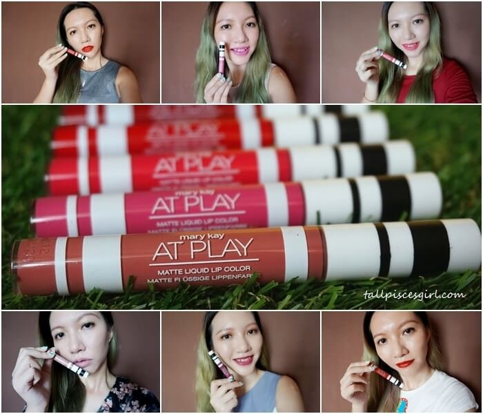 Mary Kay At Play Matte Liquid Lip Color [Review]