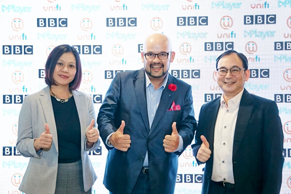 Photo 1 | BBC Player App Now Available for unifi Broadband Customers in Malaysia