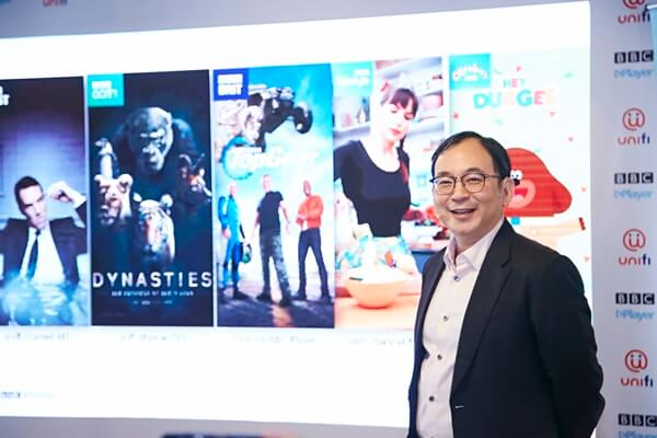 Ryan Shiotani, Vice President, Content, Asia of BBC Studios