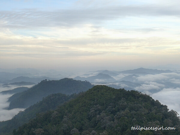 Sea of Clouds at I-yerweng