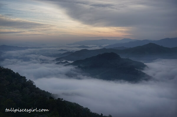 The Sea of Clouds at I-Yerweng is totally breathtaking and I was really awe-stricken by the beauty of nature