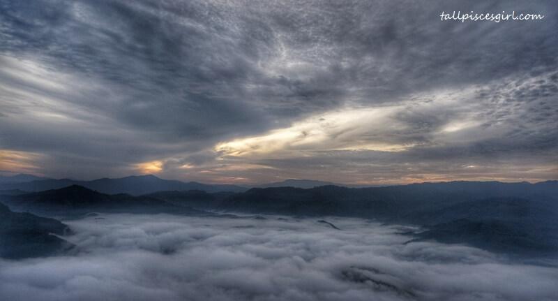 A HDR shot at Aiyoe Weng viewpoint
