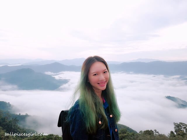 tallpiscesgirl X Sea of Clouds at I-yerweng, Betong