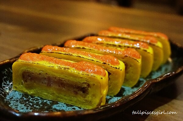 Luncheon Meat Tamago (Price: RM 12)