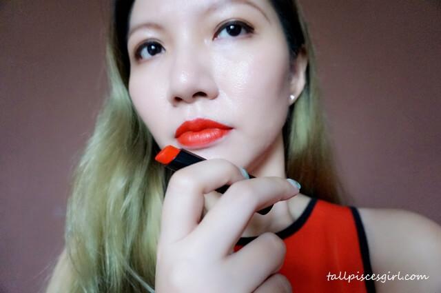 50Gram X Swanicoco Show The Velvet Lipstick (Juliet Red) 1