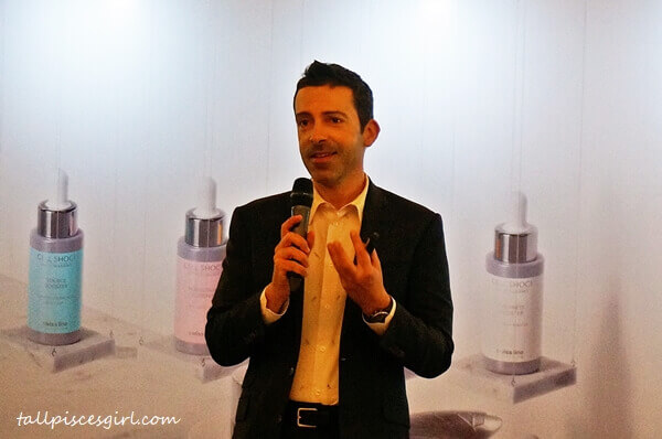 Swissline Cell Shock Age Intelligence Launch in Malaysia