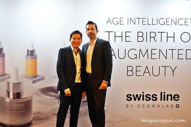 Swissline Cell Shock Age Intelligence launch at The Westin Hotel Kuala Lumpur, Malaysia