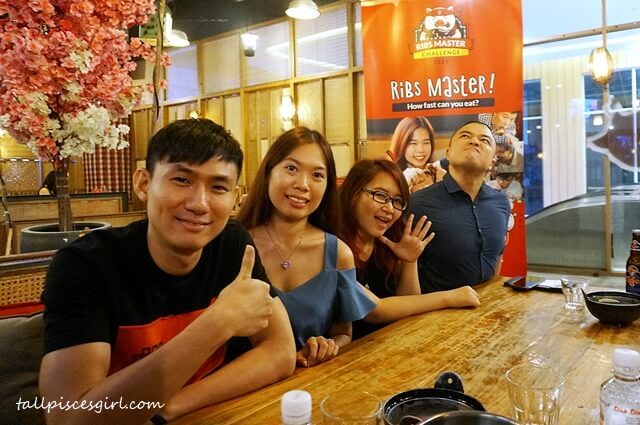 Bloggers' session for Ribs Master Challenge