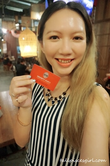 Naughty Nuri's All Access Card