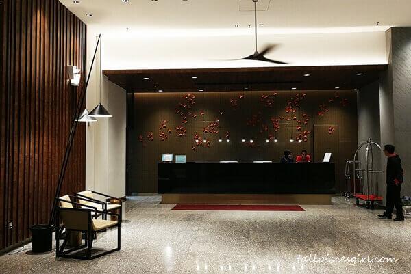 Main Lobby @ Avillion Cameron Highlands