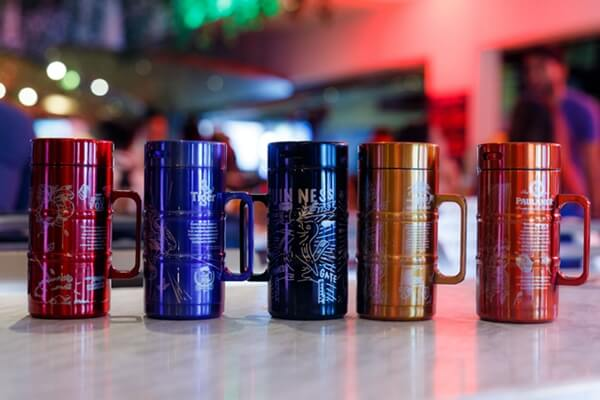 The Great Brew Fest limited edition designer mugs