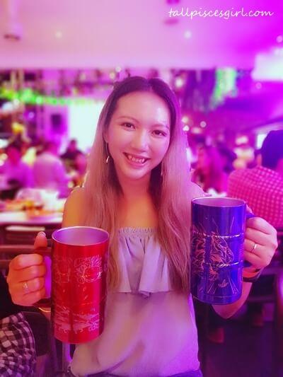 tallpiscesgirl X Limited Edition Designer Mugs