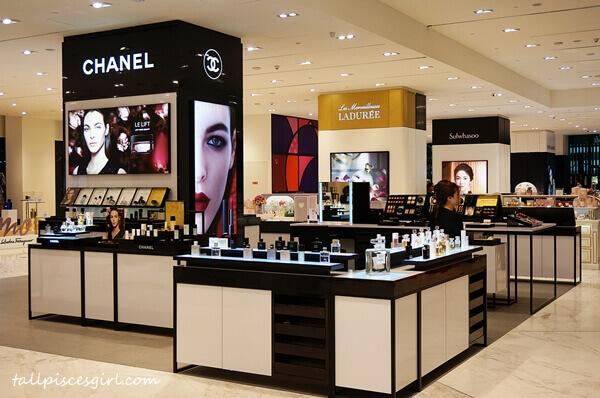 Ground Floor - Beauty and Cosmetics level