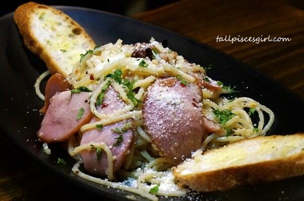 Espagueti De Pato Ahumado (Price: RM 17.90)