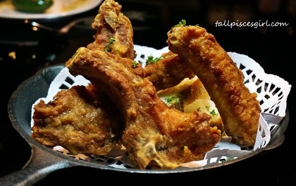 Pesas De Cerdo Frito (Price: RM 17)