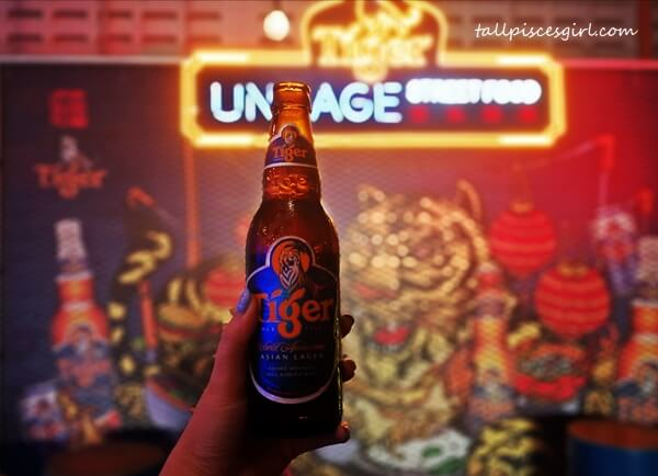 Tiger Beer Uncage Street Food Festival