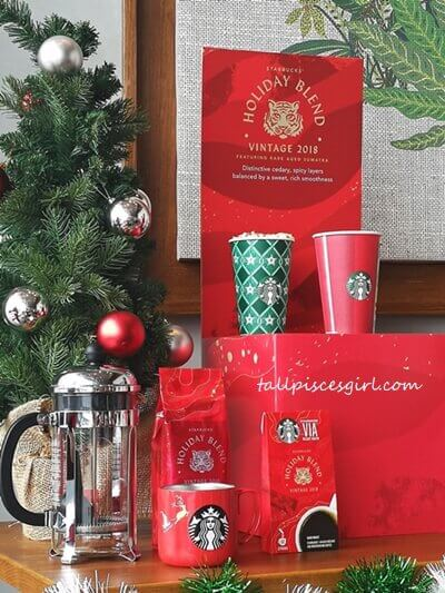 Celebrate Christmas with Starbucks Malaysia