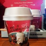 Starbucks Malaysia Christmas Drinks and Merchandise 1
