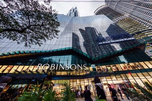 Robinsons Kuala Lumpur, Shoppes at Four Seasons Place