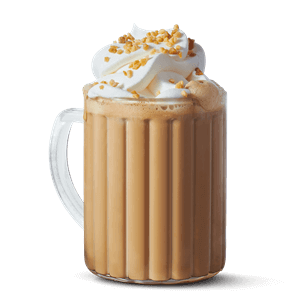 Starbucks Toffee Nut Crunch Latte