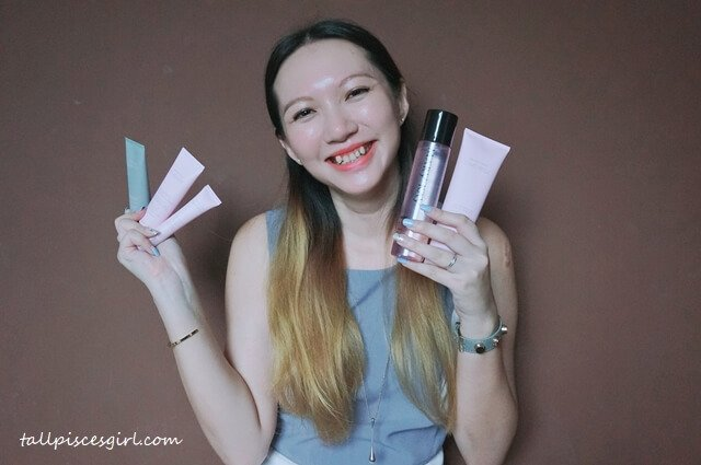 tallpiscesgirl X Mary Kay TimeWise Miracle Set 3D