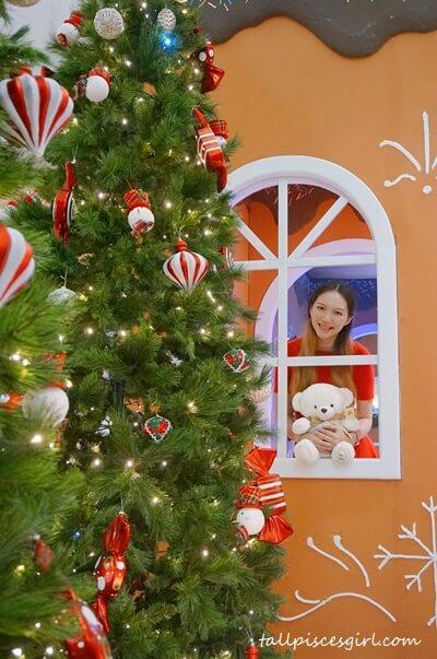 tallpiscesgirl X Main Place Mall USJ Christmas