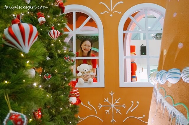 Charmaine X Main Place Mall USJ Christmas