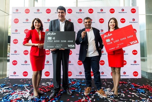 AirAsia Hong Leong Bank Credit Card