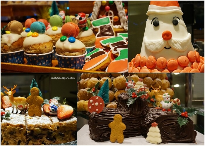 Christmas Buffet 2018 @ Cinnamon Coffee House, One World Hotel - Desserts