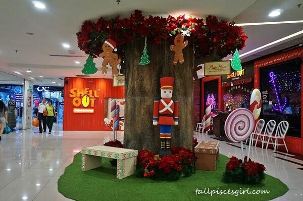 Christmas Garden @ Level 1