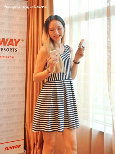 tallpiscesgirl Supporting Sunway Soapful Project
