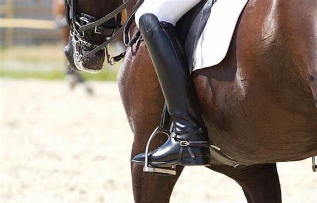 Equestrian Horseback Riding Boots
