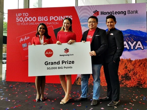 Lady is luck is with me! Thank you for the free flights with AirAsia!