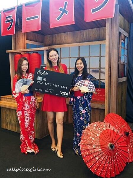 AirAsia Hong Leong Bank Credit Card is the answer