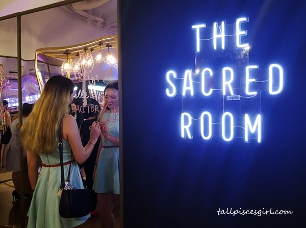 The Sacred Room