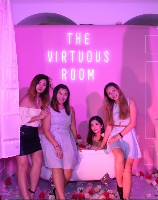 The Virtuous Room