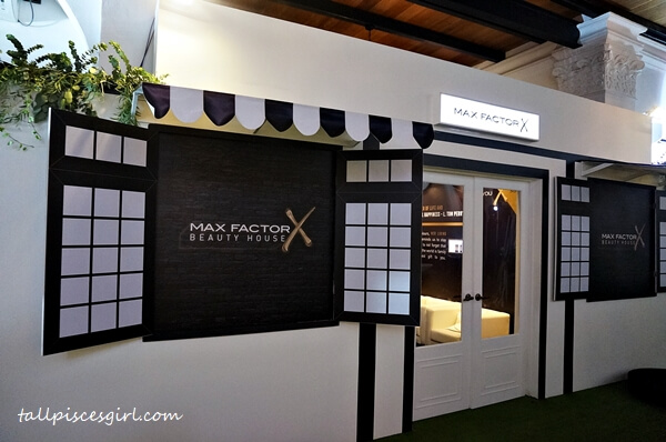 Max Factor Beauty House