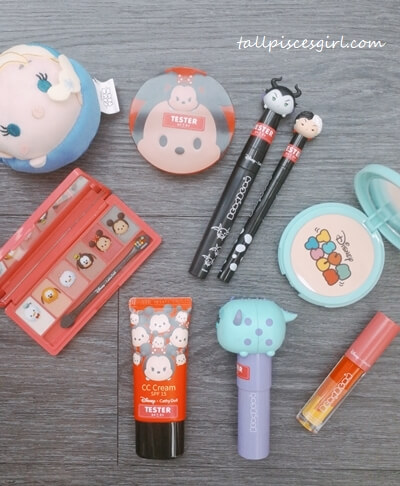 Disney Tsum Tsum X Cathy Doll Collection