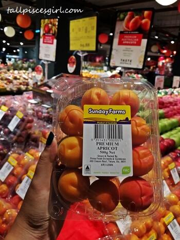 Australian SummerFruits - Premium Apricot