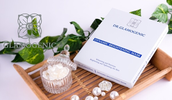 Dr Glamogenic Dynamic Brightening Mask
