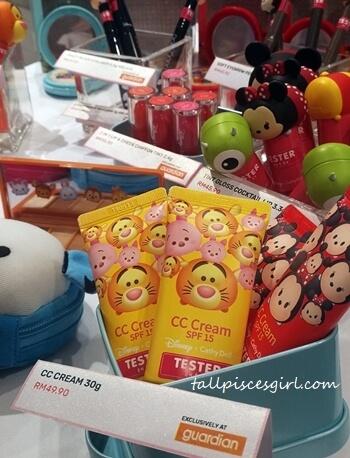Disney Tsum Tsum CC Cream