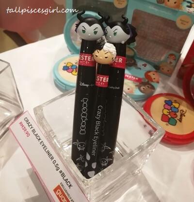 Disney Tsum Tsum X Cathy Doll Crazy Black Eyeliner