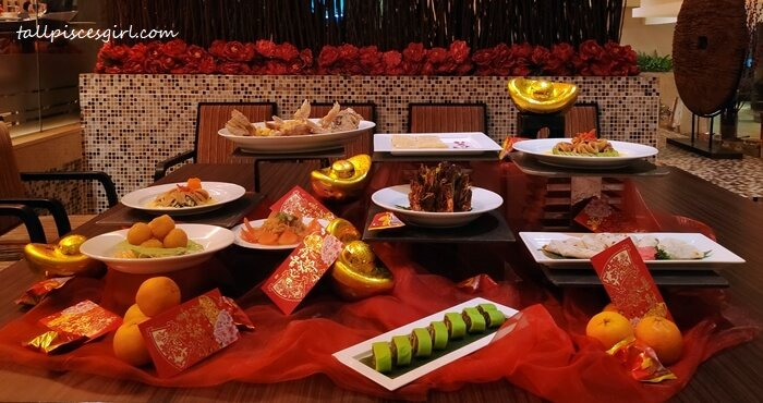 Impiana KLCC Chinese New Year Menu & Offerings