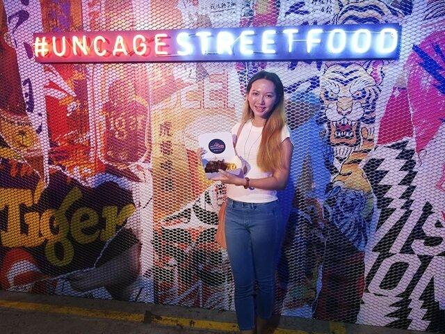 tallpiscesgirl X Tiger Beer Street Food Festival