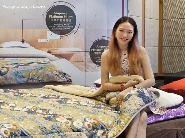Charmaine X AmLife AmPower Platinum Blanket