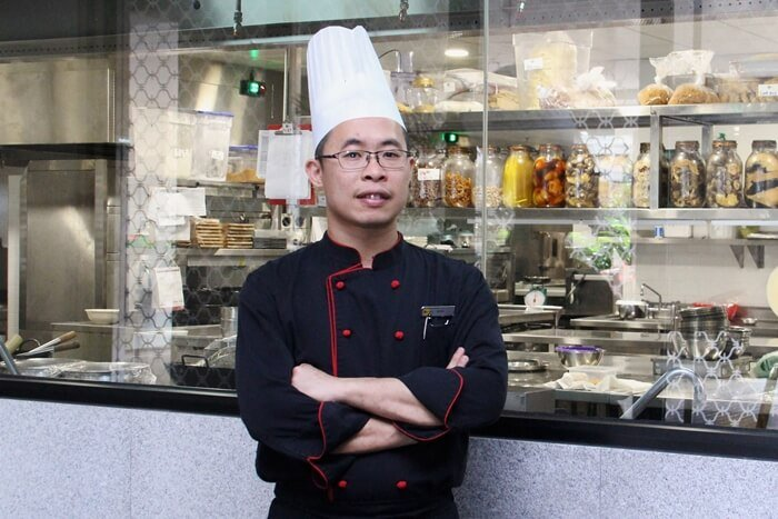 Chef Tommy Choong, Executive Chinese Chef @ Zuan Yuan, One World Hotel