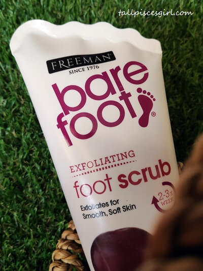 Freeman Bare Foot Exfoliating Foot Scrub