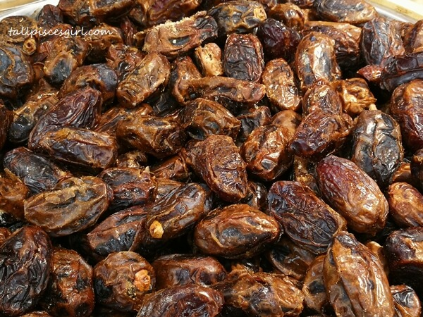 Dates are hot-selling products during month of Ramadan