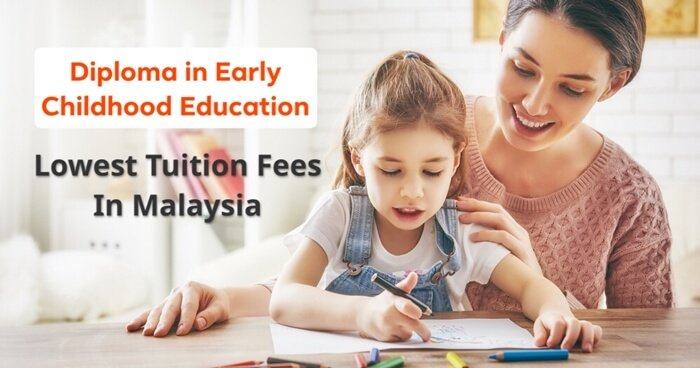 Affordable Diploma in Early Childhood Education by Institut CECE